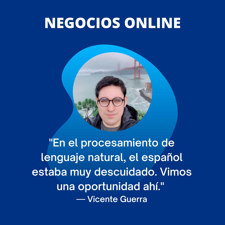 La revolución de los Nerds y su Inteligencia Artificial, con Vicente Guerra
